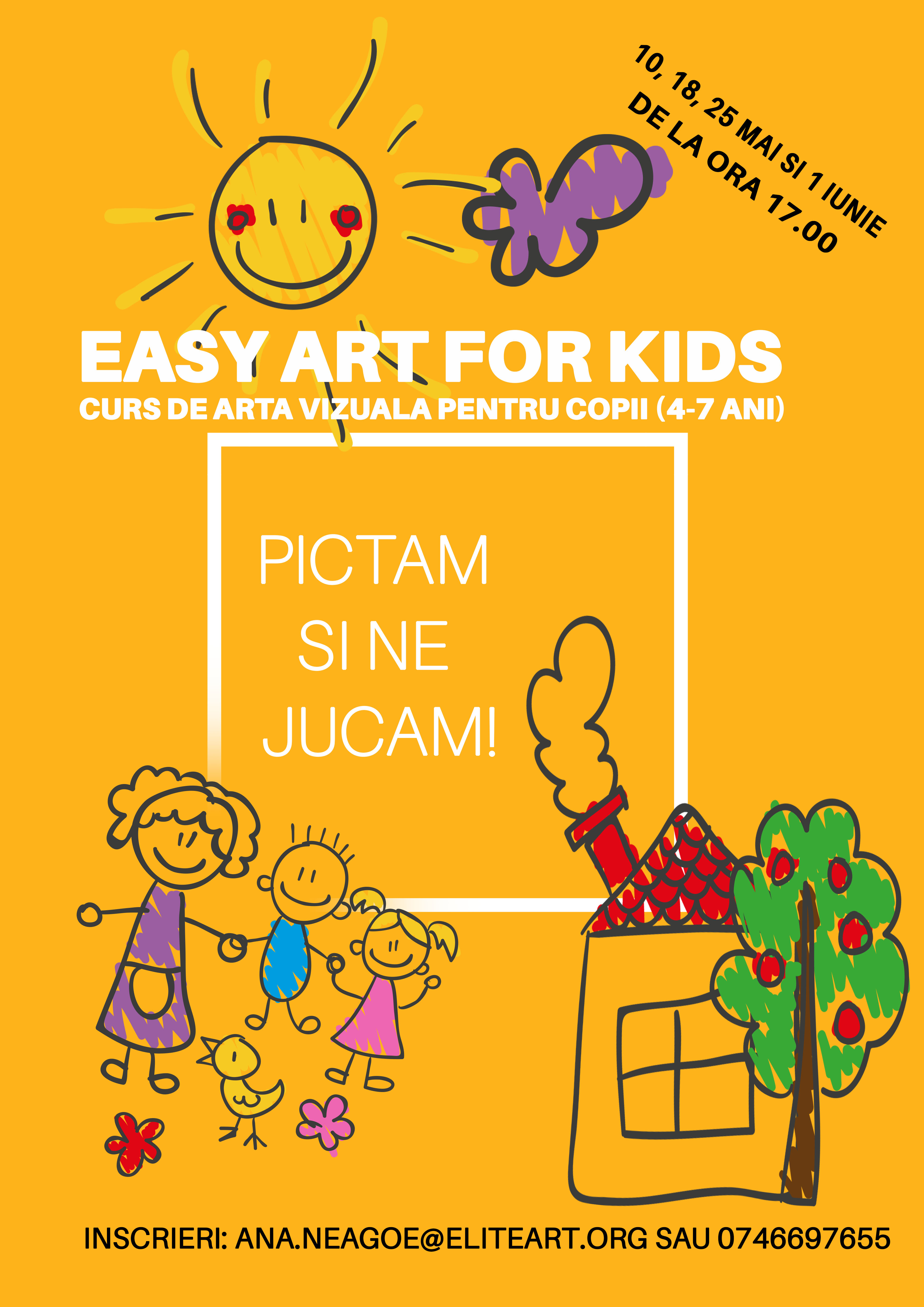 EASY ART FOR KIDS